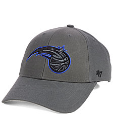 '47 Brand Orlando Magic Charcoal Pop MVP Cap