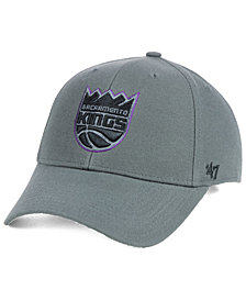 '47 Brand Sacramento Kings Charcoal Pop MVP Cap