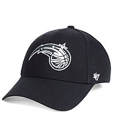 '47 Brand Orlando Magic Black White MVP Cap