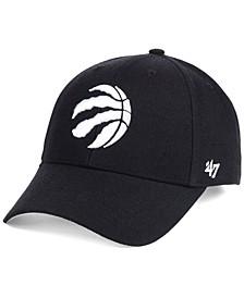 Toronto Raptors Black White MVP Cap