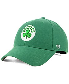 Boston Celtics Team Color MVP Cap