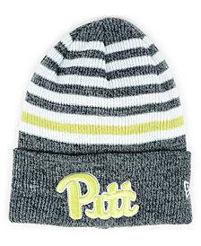 New Era Pittsburgh Panthers Striped Chill Knit Hat