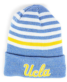 New Era UCLA Bruins Striped Chill Knit Hat