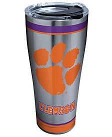Clemson Tigers 30oz Tradition Stainless Steel Tumbler