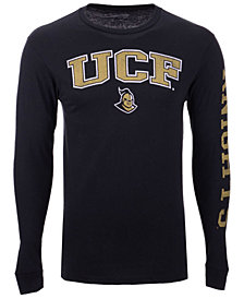 Colosseum Men's University of Central Florida Knights Midsize Slogan Long Sleeve T-Shirt