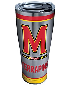 Maryland Terrapins 30oz Tradition Stainless Steel Tumbler