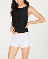 ea7522022b08a1 Nike Sport Mesh Layered Top   Board Shorts