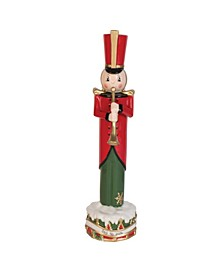 Toyland Nutcracker with Horn