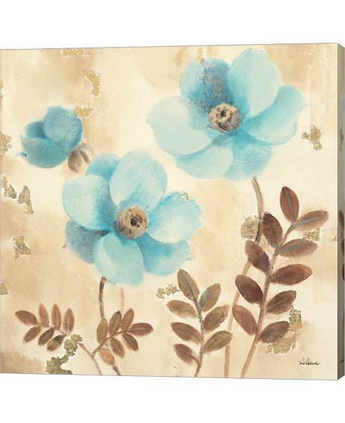 Metaverse Poppies Three II by Albena Hristova Canvas Art