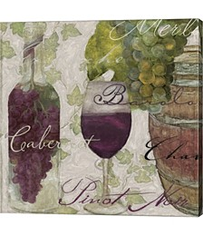 Wine Cellar I by Color Bakery Canvas Art