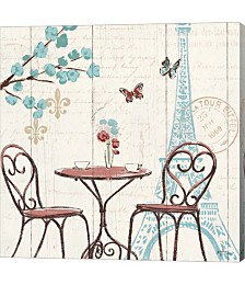 Paris Tour V by Janelle Penner Canvas Art