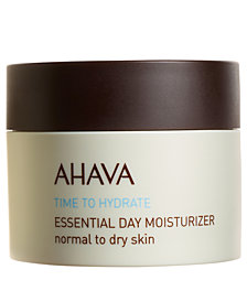 Ahava Essential Day Moisturizer Normal to Dry Skin, 1.7 oz
