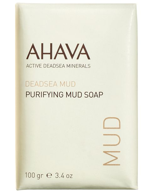 Ahava Purifying Mud Soap, 3.4 oz