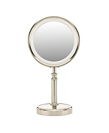 Double-Sided Fluorescent Mirror