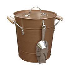 Artland Masonware Ice Bucket with Scoop