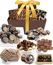 Chocolate Covered Company Belgian Chocolate Covered Basket