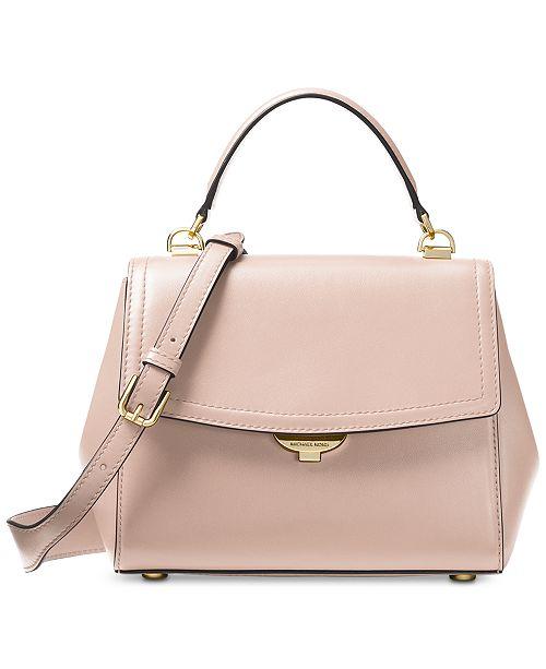 f729a314e1f6f Michael Kors Ava Top-Handle Satchel   Reviews - Handbags ...