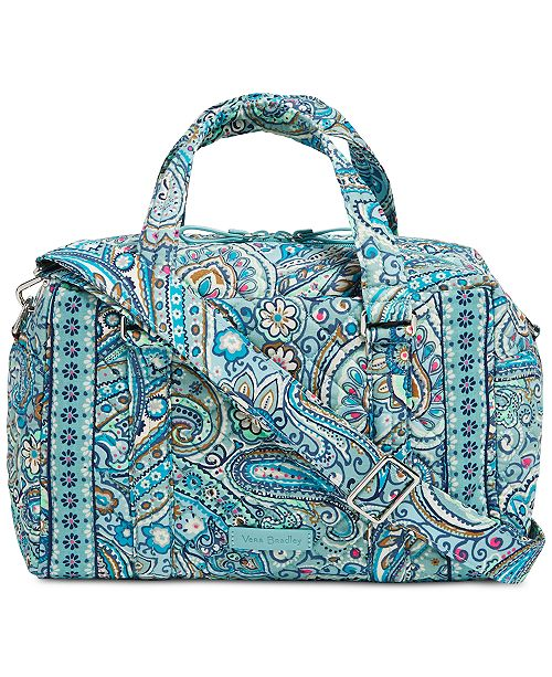 15aa55c3bff9 Vera Bradley Iconic 100 Handbag   Reviews - Handbags ...