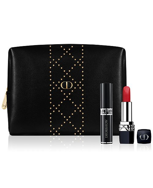 Dior Receive a Complimentary 3pc gift with any $130 Dior Beauty Purchase