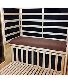 Seat Cushion For 2-Person Sauna