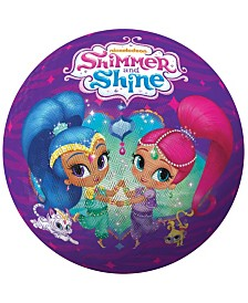 Hedstrom - 8.5 Inch Shimmer and Shine Rubber Playground Ball