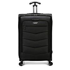 "Silverwood 30"" Softside Spinner Suitcase"