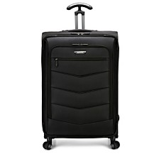 "Traveler's Choice Silverwood 30"" Softside Spinner Suitcase"