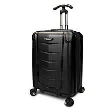 "Traveler's Choice Silverwood 21"" Hardside Spinner"