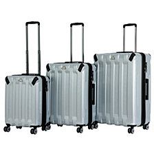 "Triforce Ranger 3pc Set 21""26""30"" Spinner Luggage"