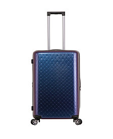 "Triforce David Tutera Malibu 26"" Spinner Luggage"