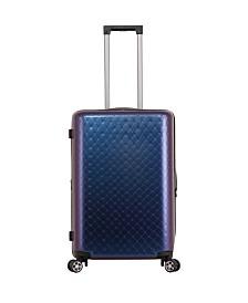 "Triforce David Tutera Malibu 26"" Spinner Luggage"