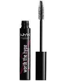NYX Professional Makeup Worth The Hype Waterproof Mascara