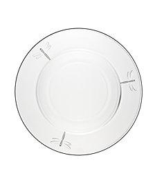 "La Rochere Dragonfly 9.5"" Diameter Pasta Bowl, Set of 6"