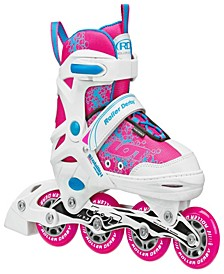Ion 7.2 Girl's Adjustable Inline Skate Rollerblade