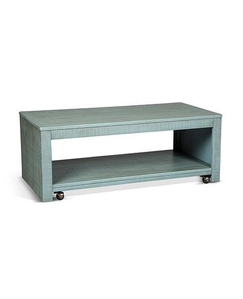 Sunny Designs Coleton Little Boy Blue Coffee Table