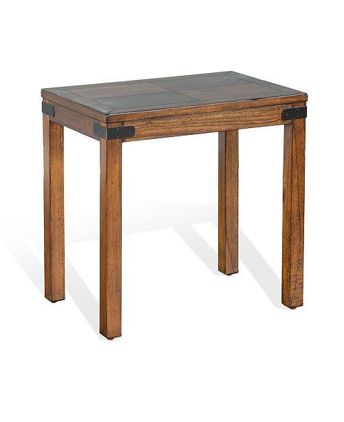 Sunny Designs Safari Nature Walk Chair Side Table