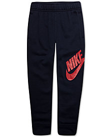 Nike Little Boys Sportswear Fleece Jogger Pants