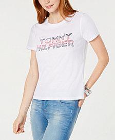 Tommy Hilfiger Sport Crewneck Logo T-Shirt