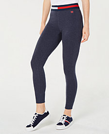 Tommy Hilfiger Sport Logo Flag Leggings