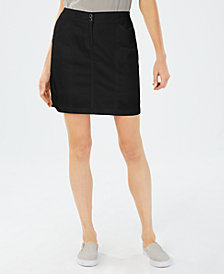 Karen Scott Pencil Skort, Created for Macy's