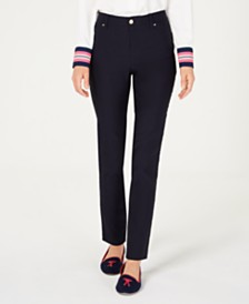 Charter Club Skinny-Leg Pants, Created for Macy's