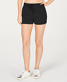 Material Girl Juniors' Drawstring Sweatshorts, Created for Macy's