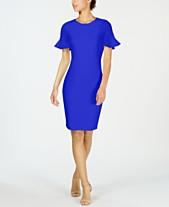 d7ebb35d7bc0 Calvin Klein Dresses  Shop Calvin Klein Dresses - Macy s