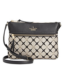 kate spade new york Jackson Street Fabric Gabriele Crossbody