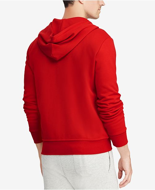 Polo Ralph Lauren Men s Big   Tall Double-Knit Full-Zip Hoodie ... 0ee76c6cc