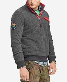 Polo Ralph Lauren Men's Big & Tall Great Outdoors Fleece Pullover