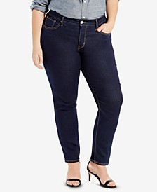 Trendy Plus Size 311 Shaping Skinny Jeans