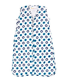 Dotted Hearts Sleeping Bag
