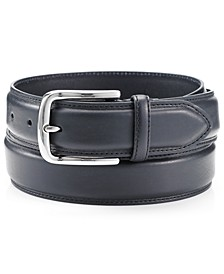 Big & Tall Casual Leather Belt