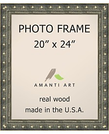 "Amanti Art Barcelona Champagne 20"" X 24"" Opening Wall Picture Photo Frame"